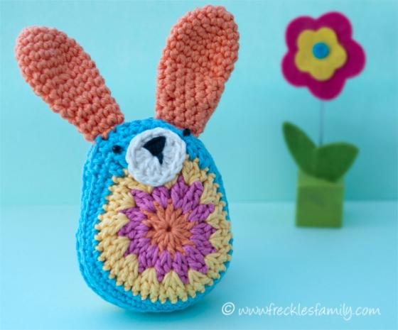 Crochet Bunny blog