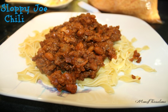Sloppyjoechili