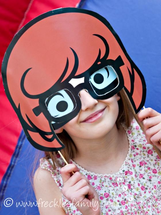 Velma photo prop