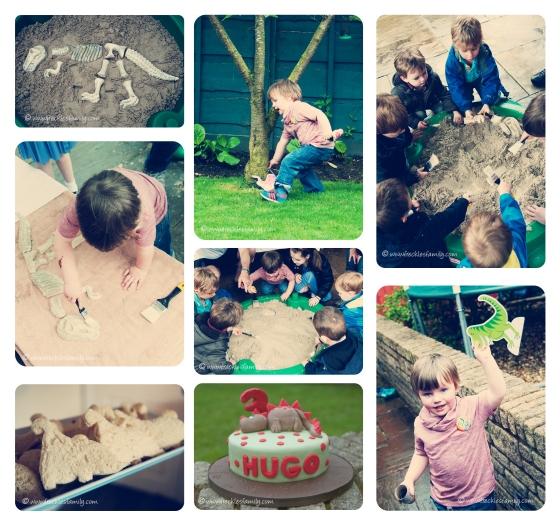 Hugo 3rd birthday montage
