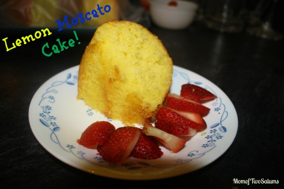 Moscatocake