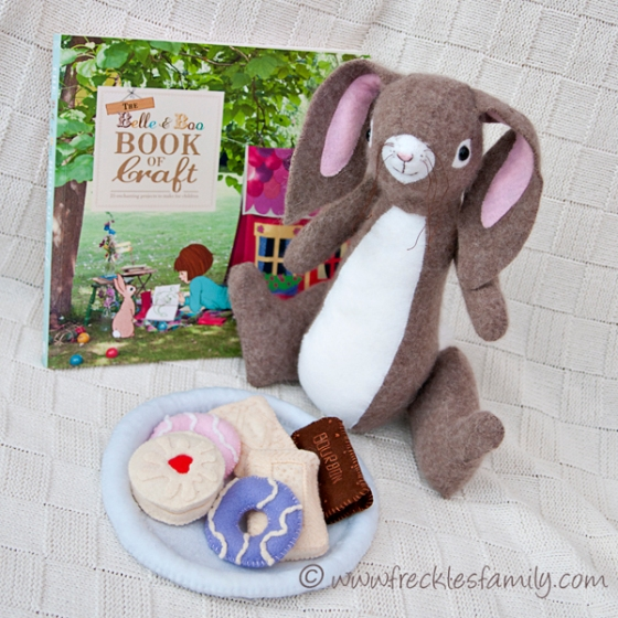Belle and Boo Rabbit, Belle and Boo Book of Craft