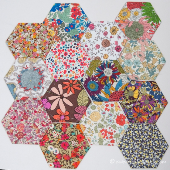 english paper piecing blogs
