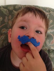 hama moustache