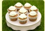 sticky ginger cupcakes recipe